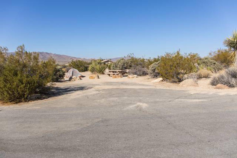 Cottonwood site B-12 Parking SpotBeautiful views