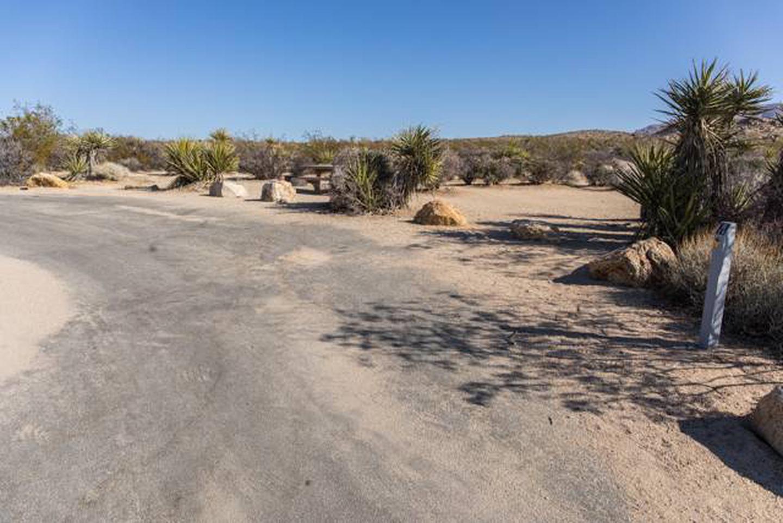 Cottonwood site B-15 Parking SpotBeautiful views