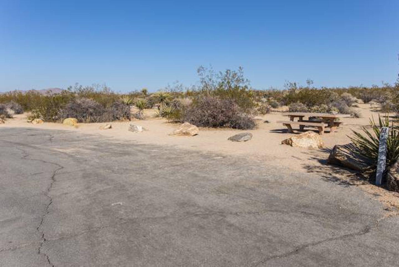 Cottonwood site B-19 Parking SpotBeautiful views
