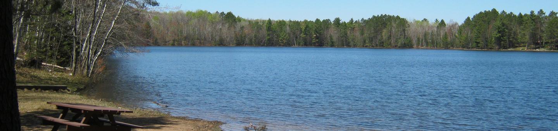 Morgan Lake Beach