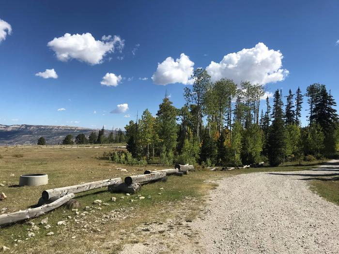 Willow Lake Campground #6