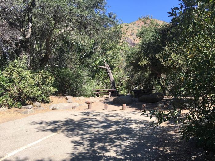 Wheeler Gorge Site 4
