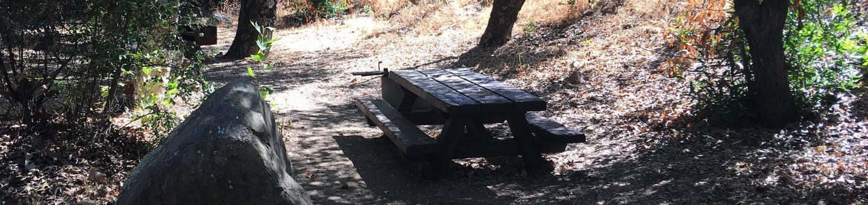 Wheeler Gorge Site 8