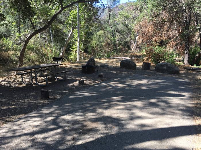 Wheeler Gorge Site 11