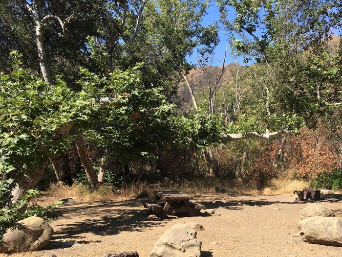 Wheeler Gorge Site 12