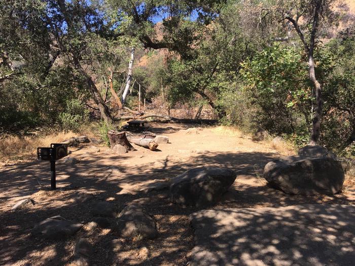 Wheeler Gorge Site 13