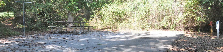 Victoria Campground Site 35