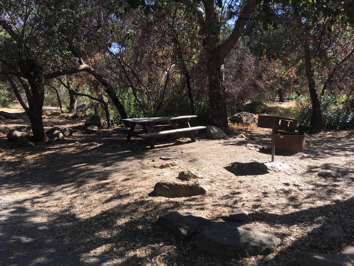 Wheeler Gorge Site 17