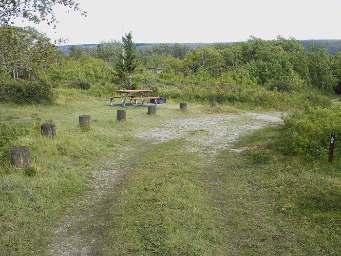 St mary campground