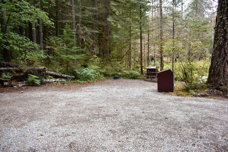 CampsiteView of campsite