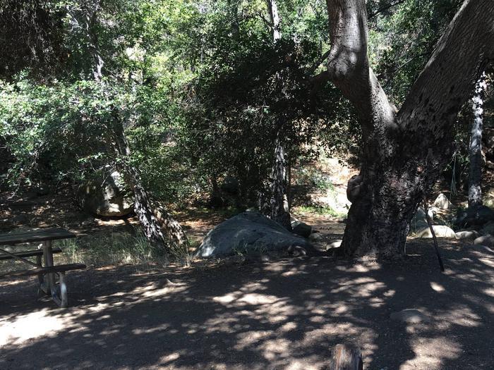 Wheeler Gorge Site 27