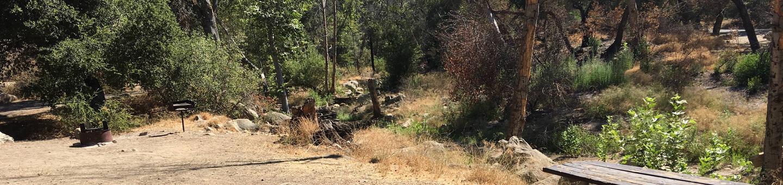 Wheeler Gorge Site 29