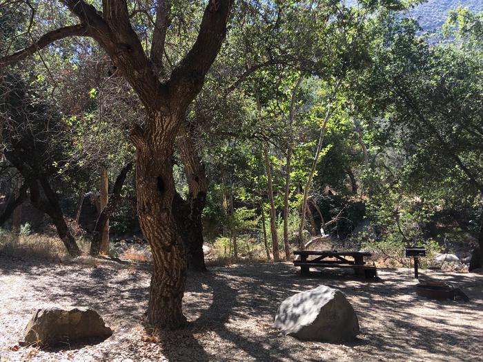 Wheeler Gorge Site 34