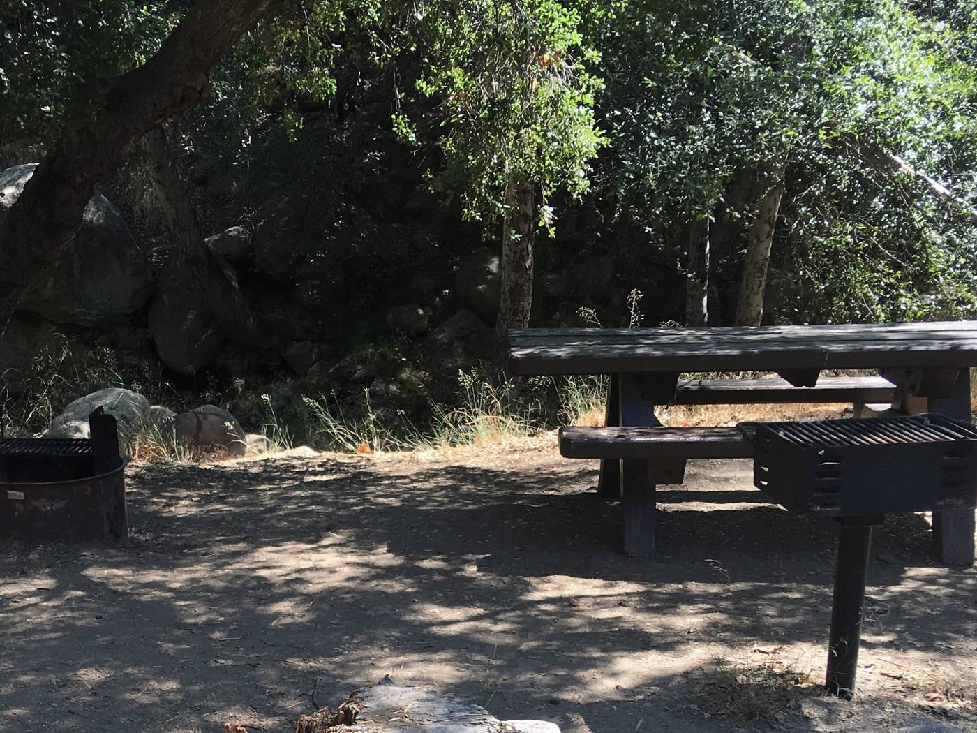Wheeler Gorge Site 39