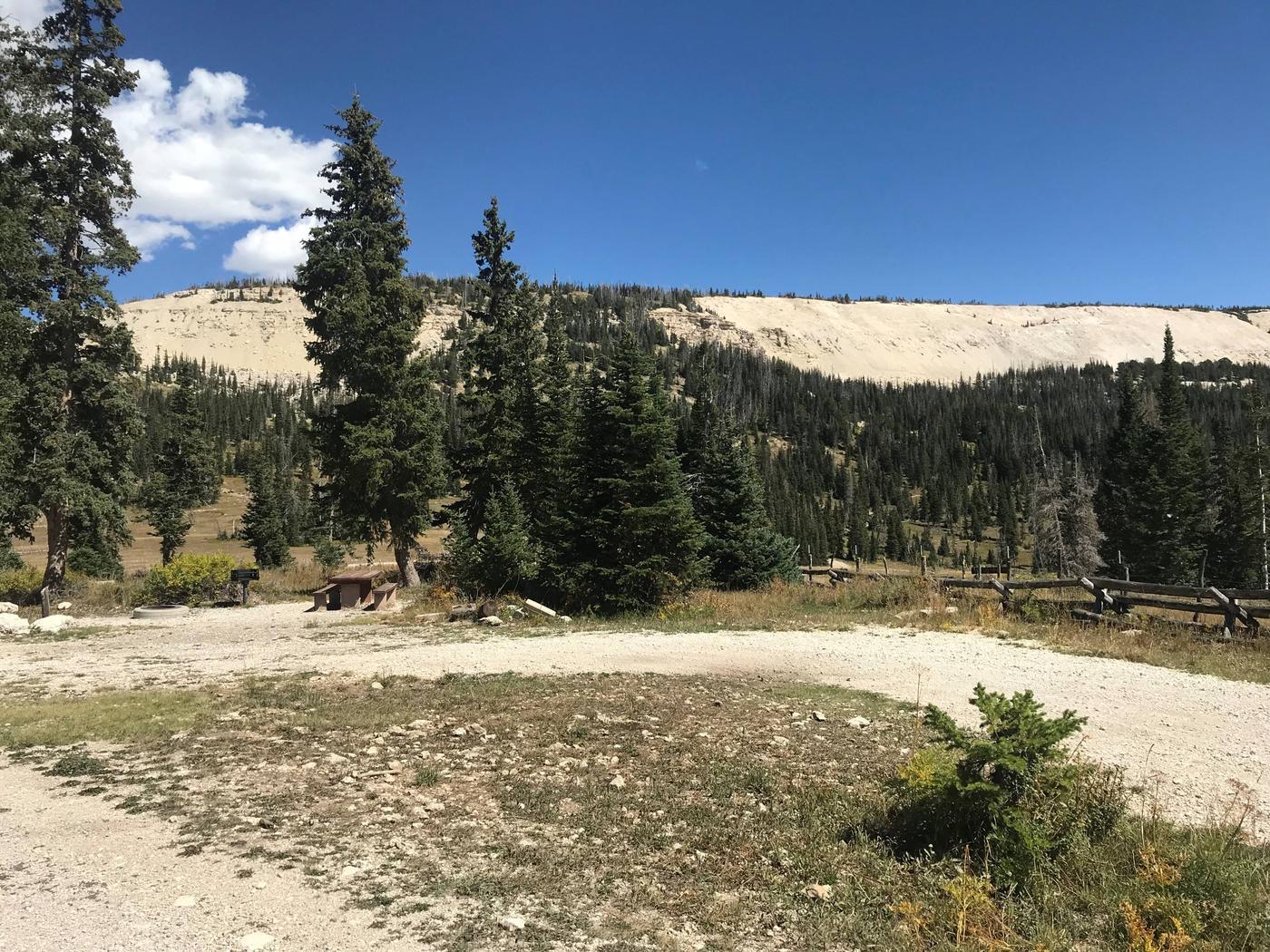 Twelve Mile Flat Campground #5