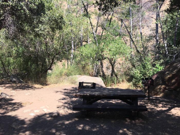 Wheeler Gorge Site 46