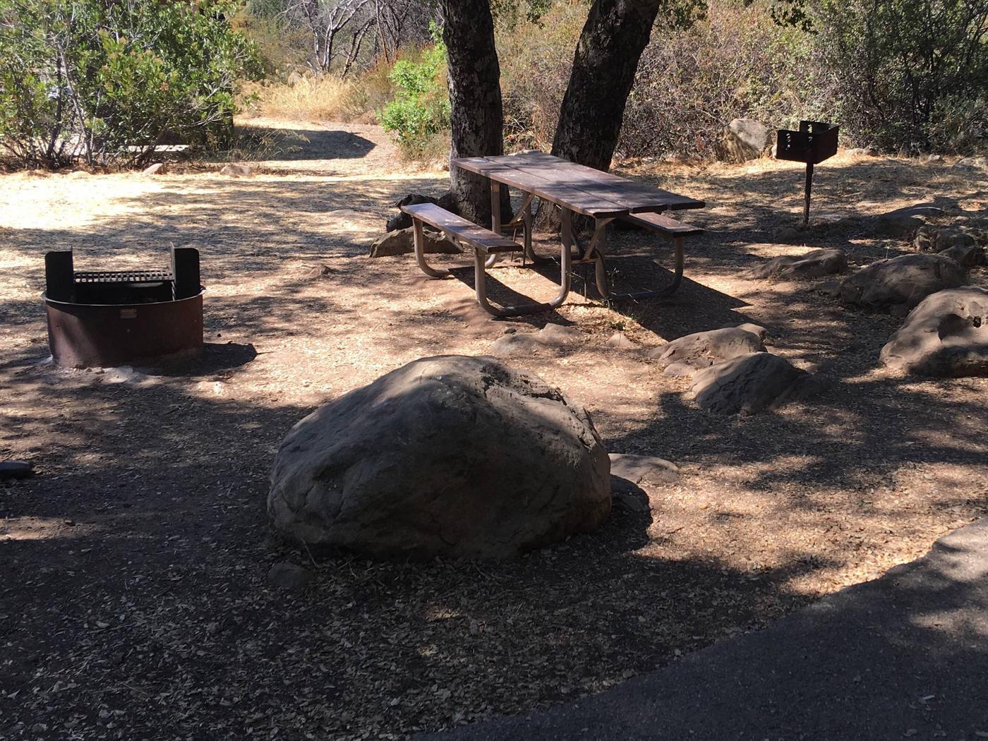 Wheeler Gorge Site 47