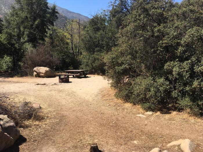 Wheeler Gorge Site 52