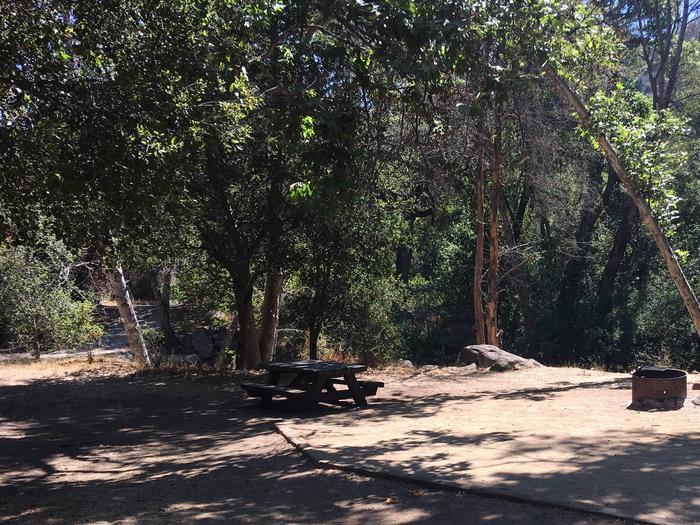 Wheeler Gorge Site 55