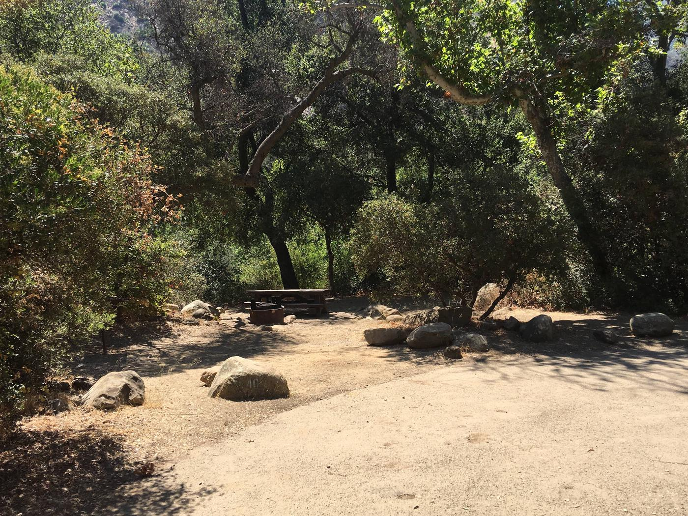 Wheeler Gorge Site 62