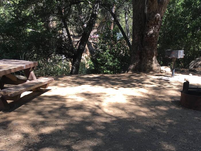 Wheeler Gorge Site 70