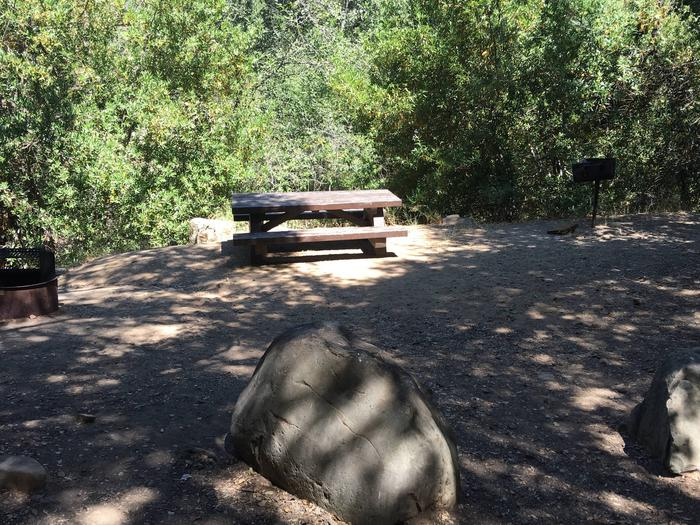 Wheeler Gorge Site 71