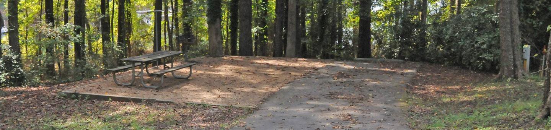 Victoria Campground Site 53