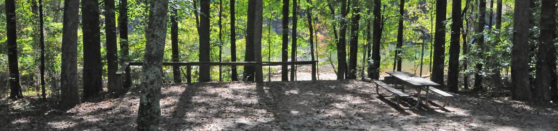 Victoria Campground Site 56