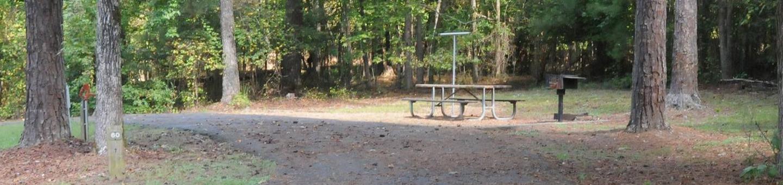 Victoria Campground Site 60