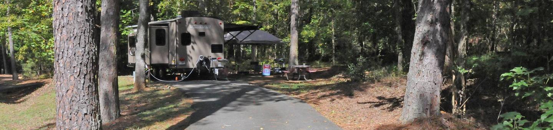 Victoria Campground Site 62