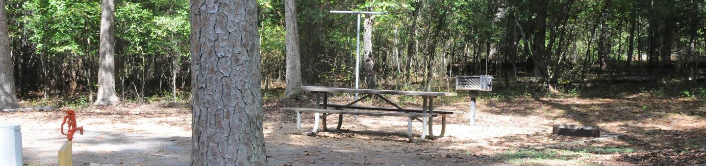 Victoria Campground Site 63