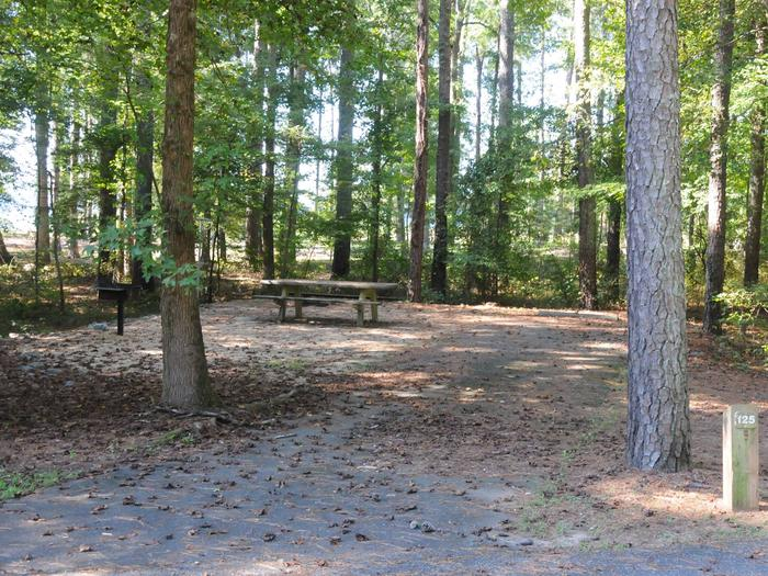Sweetwater Campground Site 125