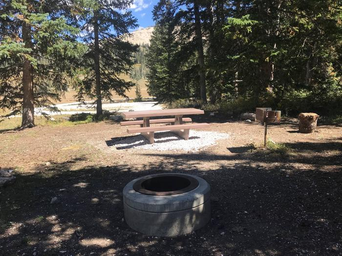 Twelve Mile Flat Campground Group #15