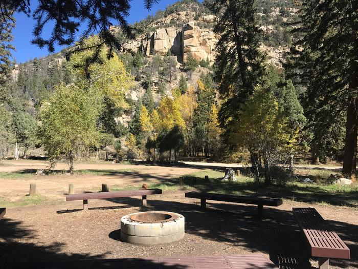 Little Bear Group Campground Site A