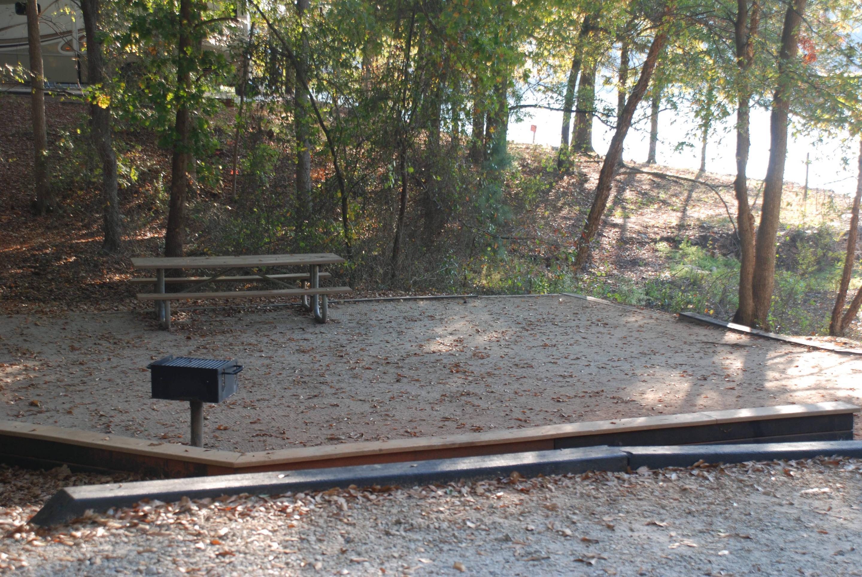 Site 8Site 8, picnic area.