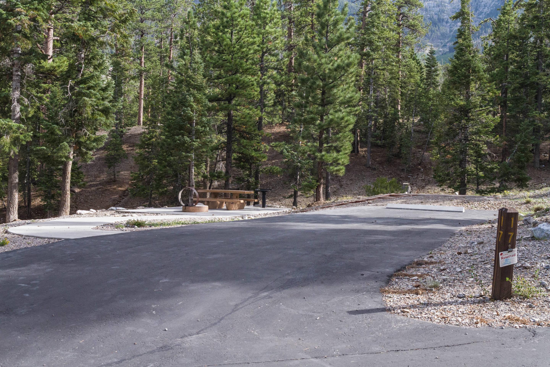 Site 17Site 17 parking spur