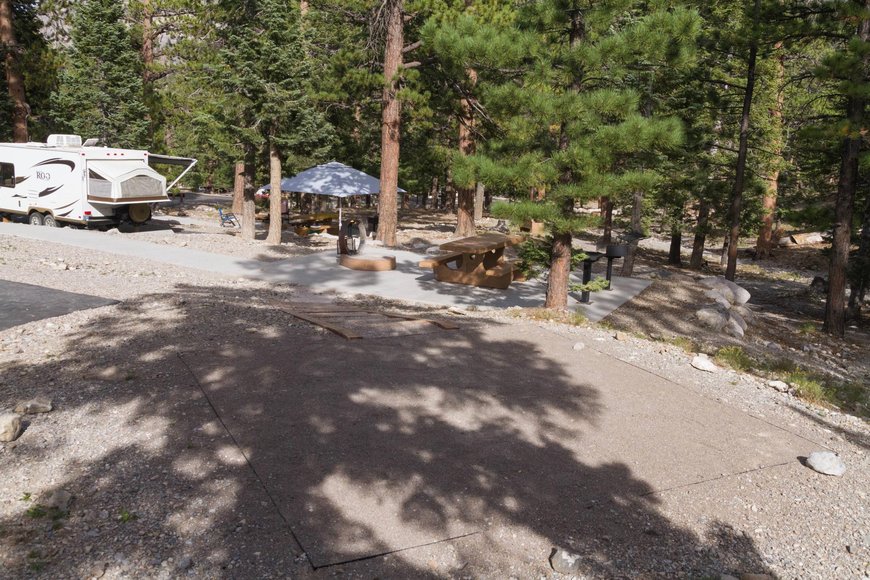 Site 17Site 17 tent pad