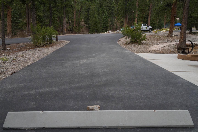 Site 20Site 20 parking spur