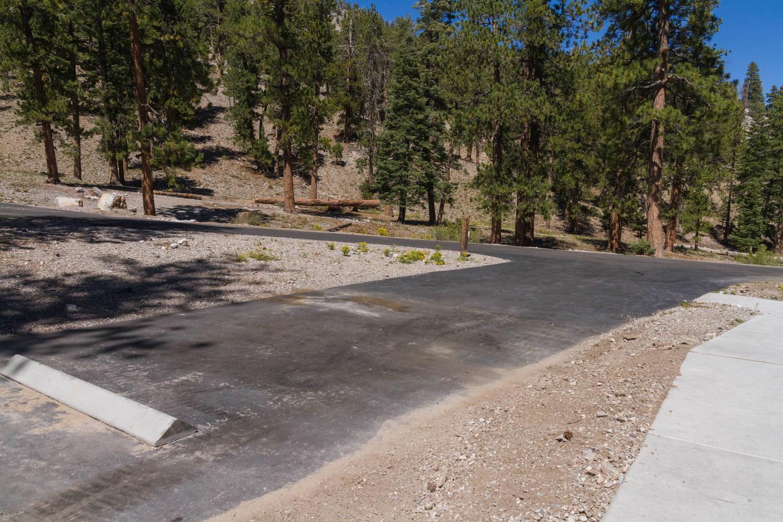 Site 21Site 21 parking spur