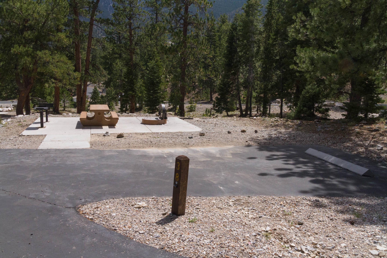 Site 38Site 38 parking spur
