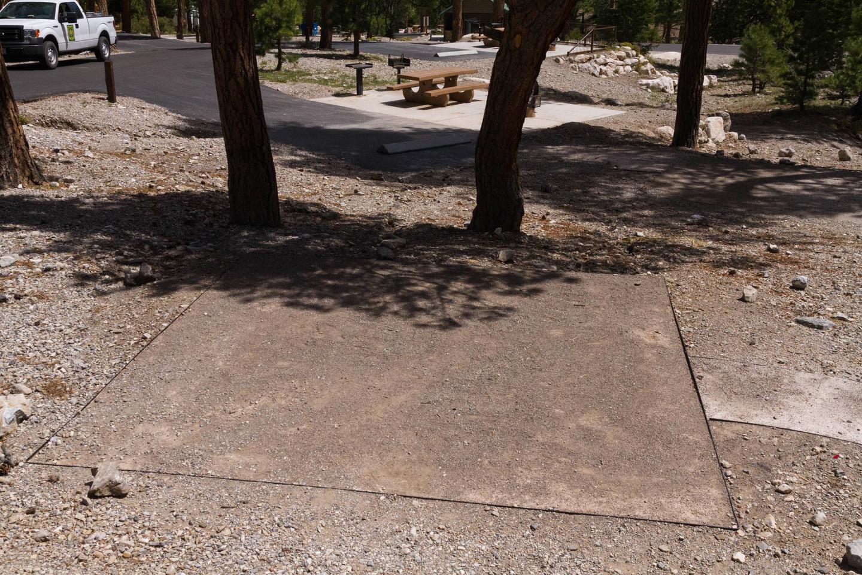 Site 38 Site 38 tent pad