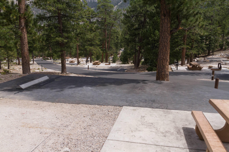 Site 40Site 40 parking spur