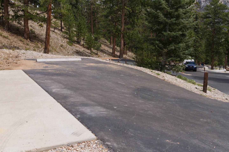 Site 41Site 41 parking spur
