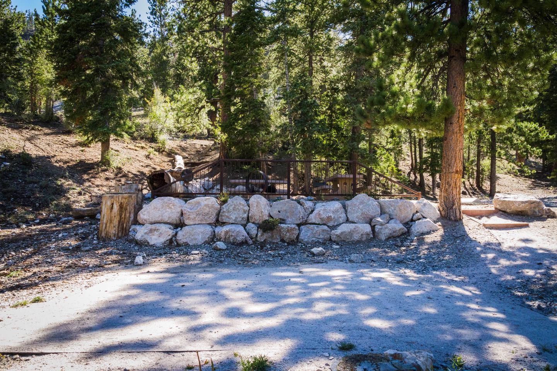 Site 45Site 45 tent pad