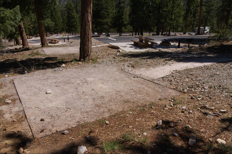 Site 52Site 52 tent pad