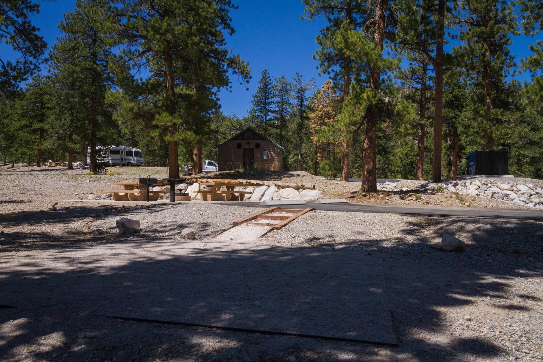 Site 53Site 53 tent pad