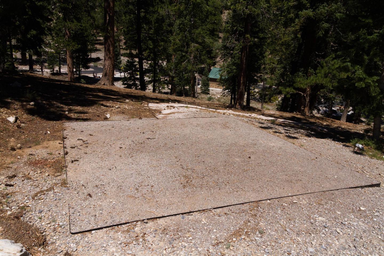 Site 57Site 57 tent pad