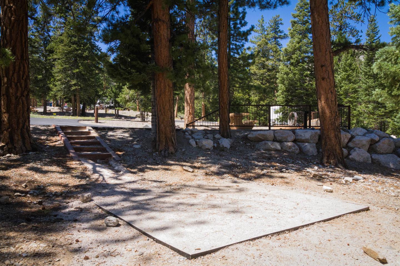 Site 59Site 59 tent pad