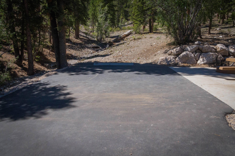 Site 64Site 64 parking spur
