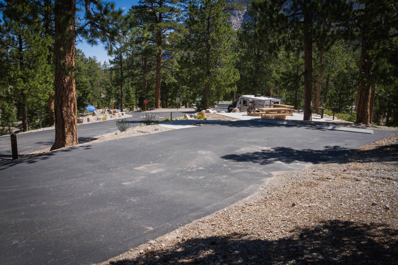 Site 68Site 68 parking spur